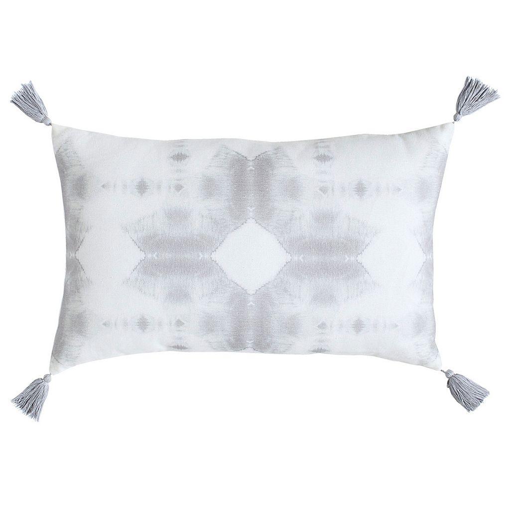 Amy Sia Shibori Throw Pillow