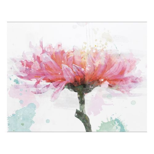 Chrysanthemum Canvas Wall Art