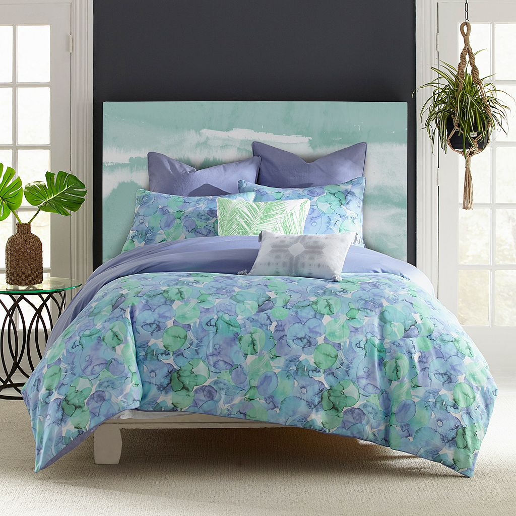 Amy Sia Sea of Glass Duvet Cover