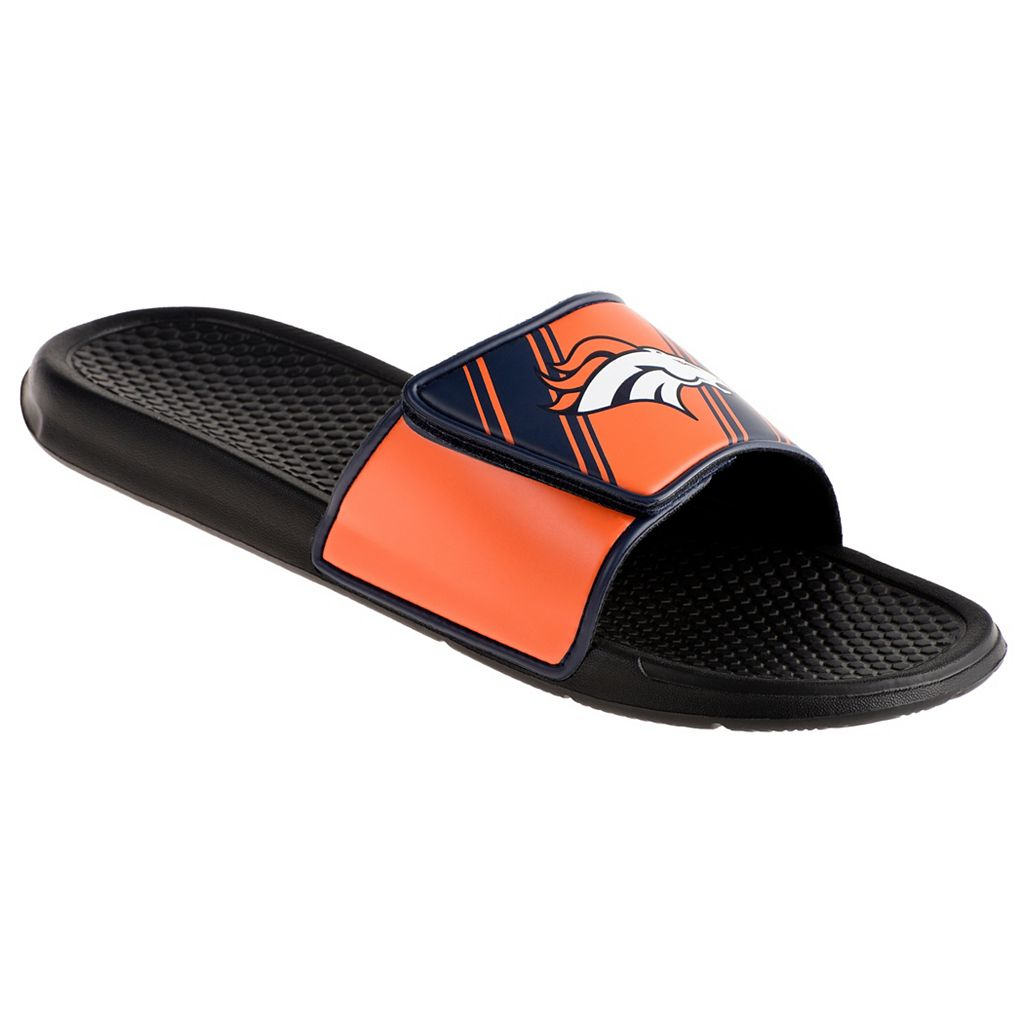Men's Denver Broncos Legacy Sport Slide Sandals