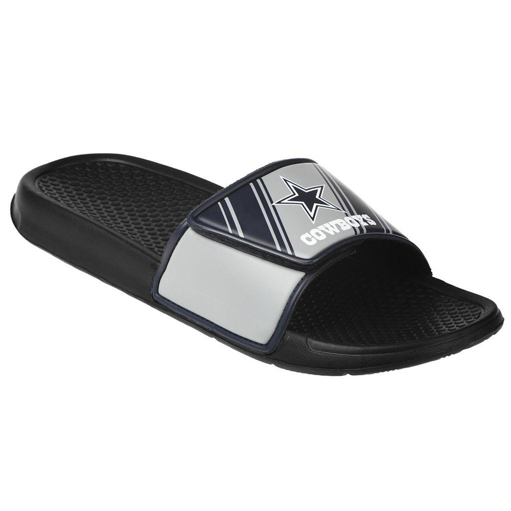 Men's Dallas Cowboys Legacy Sport Slide Sandals