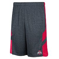 Men's Ohio State Buckeyes Trident Shorts