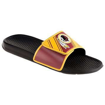 Men's Washington Redskins Legacy Sport Slide Sandals