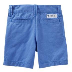 Toddler Boy OshKosh B'gosh Solid Dock Shorts