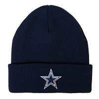 Men's Dallas Cowboys Basic Knit Hat