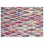 nuLOOM Carnival Ferrell Lattice Rug