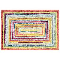 nuLOOM Carnival Hargis Labyrinth Striped Rug