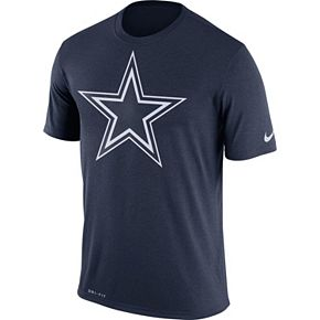 Men's Nike Dallas Cowboys Legend Logo Tee