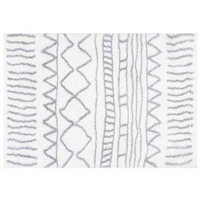 nuLOOM Airy Shag Renata Moroccan Striped Rug