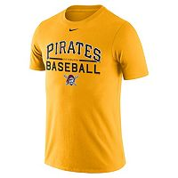 Men's Nike Pittsburgh Pirates Practice Ringspun Tee