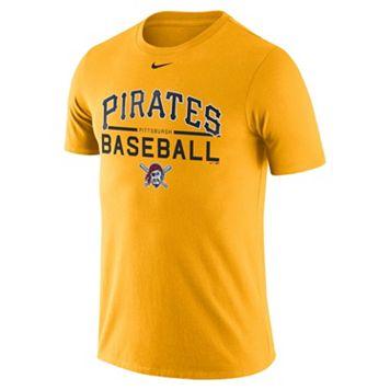 Men's Nike Pittsburgh Pirates Practice Ringspun Tee