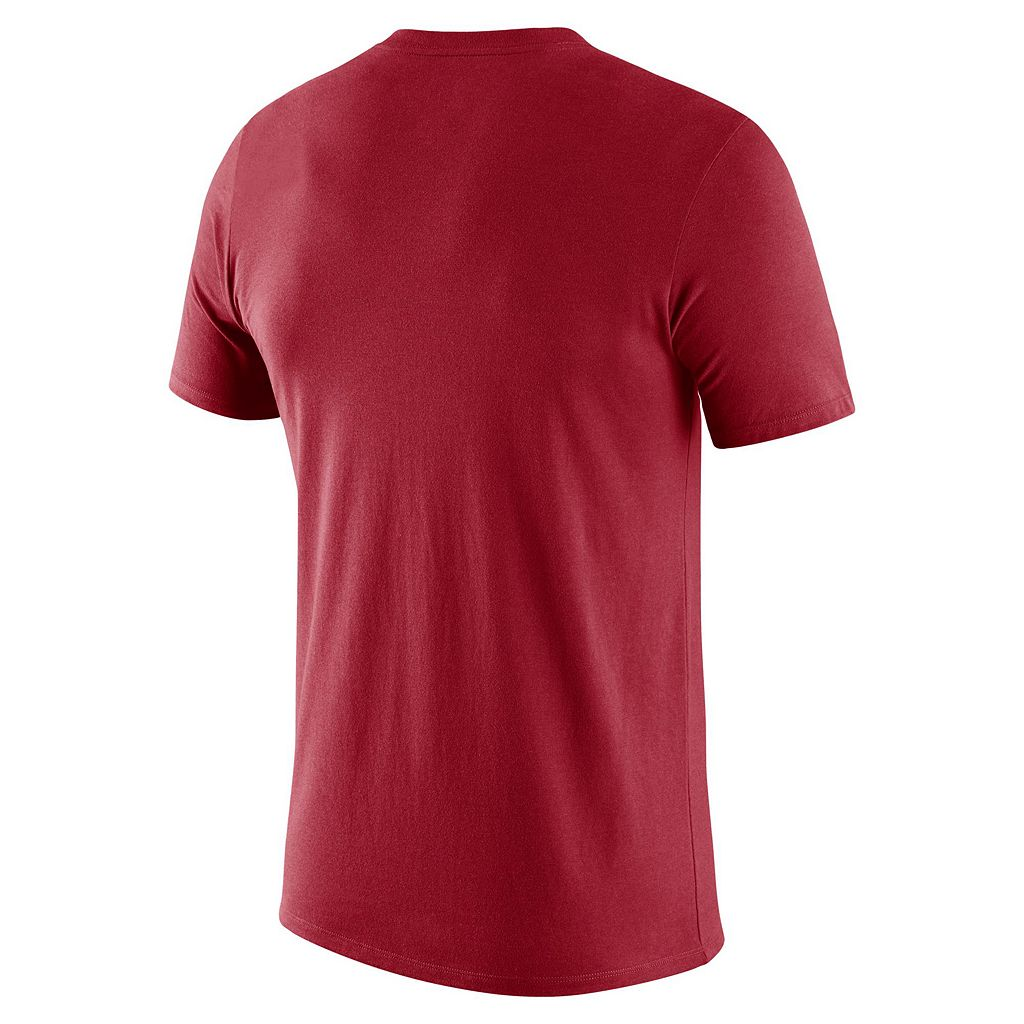 Men's Nike Cincinnati Reds Practice Ringspun Tee