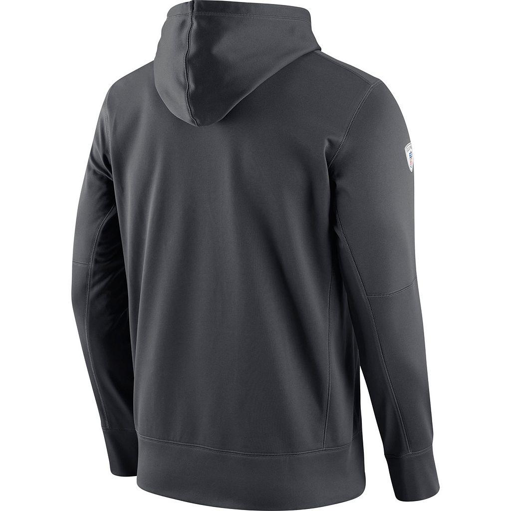Men's Nike Dallas Cowboys Circuit Therma-FIT Hoodie
