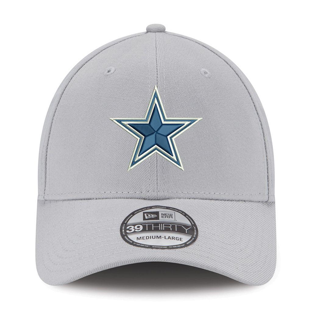 Adult New Era Dallas Cowboys 39THIRTY Flex-Fit Cap