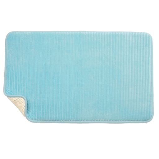 Sunham Blucore Quick Dry Foam Bath Rug - 20'' x 32''