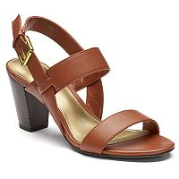 Chaps Leona Women's Block Heel Sandals