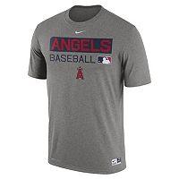 Men's Nike Los Angeles Angels of Anaheim AC Team Issue Legend Dri-FIT Lightweight Tee