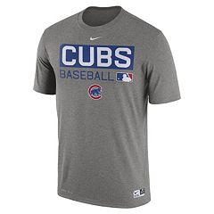 Men's Nike Chicago Cubs AC Team Issue Legend Dri-FIT Lightweight Tee