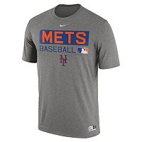 Men's Nike New York Mets AC Team Issue Legend Dri-FIT Lightweight Tee