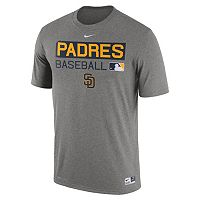 Men's Nike San Diego Padres AC Team Issue Legend Dri-FIT Lightweight Tee