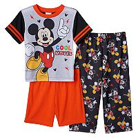 Disney's Mickey Mouse Toddler Boy 3-pc.