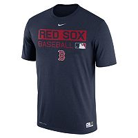 Men's Nike Boston Red Sox AC Team Issue Legend Dri-FIT Lightweight Tee