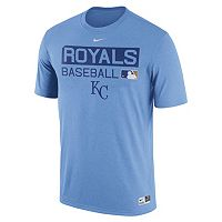 Men's Nike Kansas City Royals AC Team Issue Legend Dri-FIT Lightweight Tee