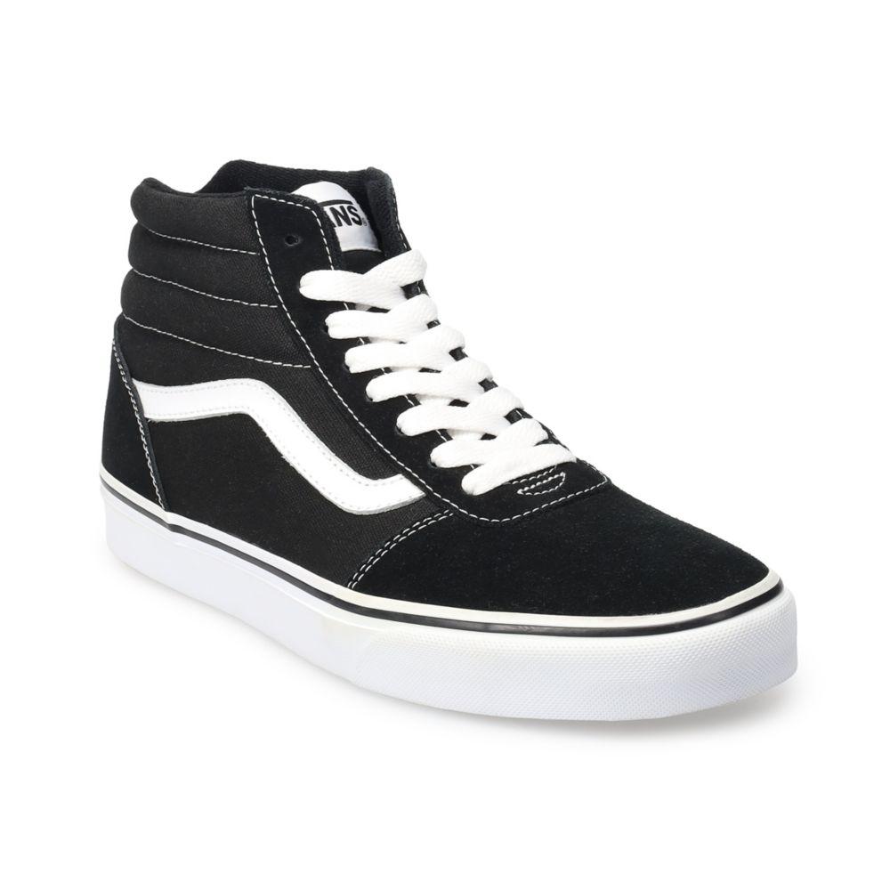 Vans Ward Men's Suede Skate ... Shoes