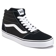 5183850b92 Vans Ward Hi Men s Suede Skate Shoes