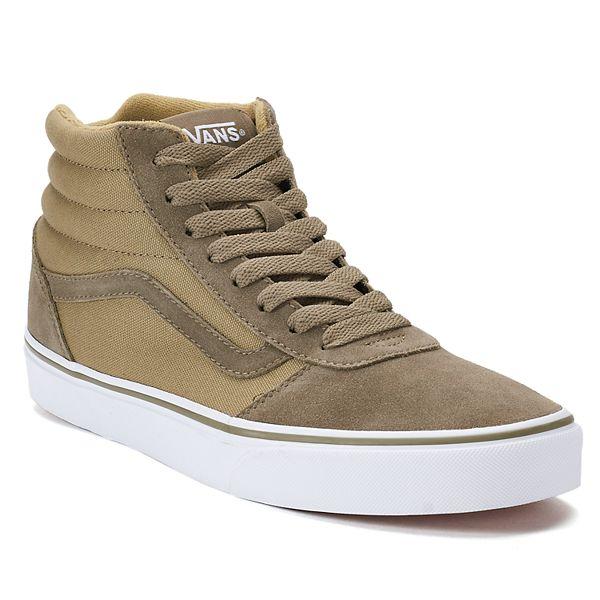 Vans® Ward Hi Men's Suede Skate Shoes