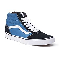 Vans Ward Hi Men's Suede Skate Shoes