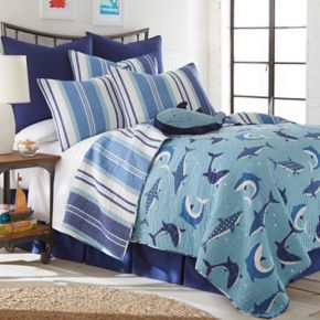 Sammy Shark Quilt Set