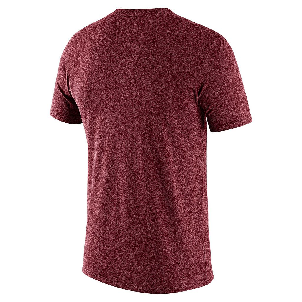 Men's Nike Arizona Diamondbacks Marled Wordmark Tee