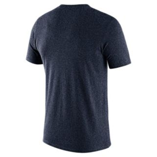 Men's Nike Tampa Bay Rays Marled Wordmark Tee