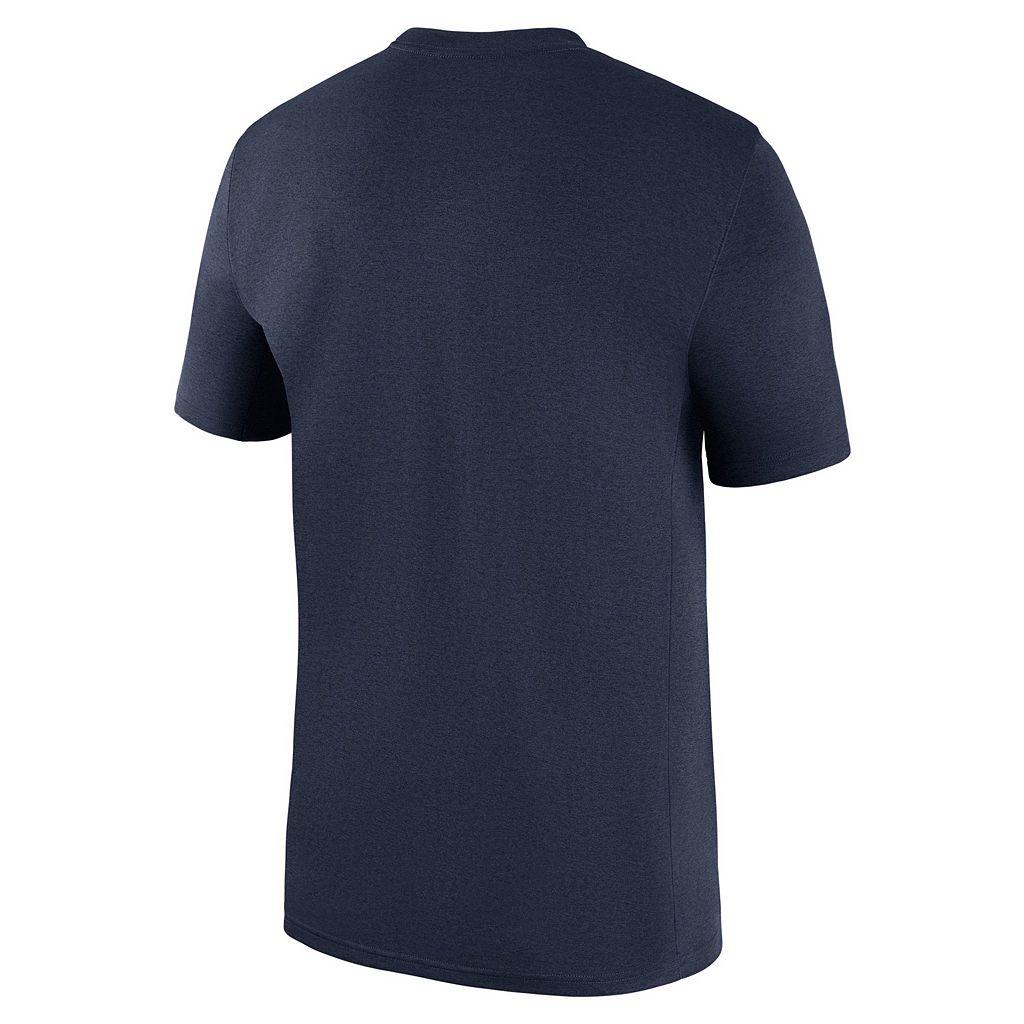 Men's Nike Atlanta Braves Logo Legend Dri-FIT Lightweight Tee