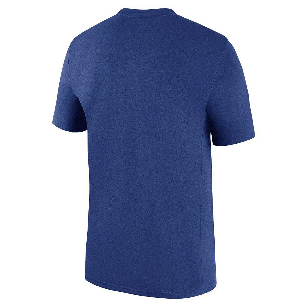 Men's Nike Chicago Cubs Logo Legend Dri-FIT Lightweight Tee