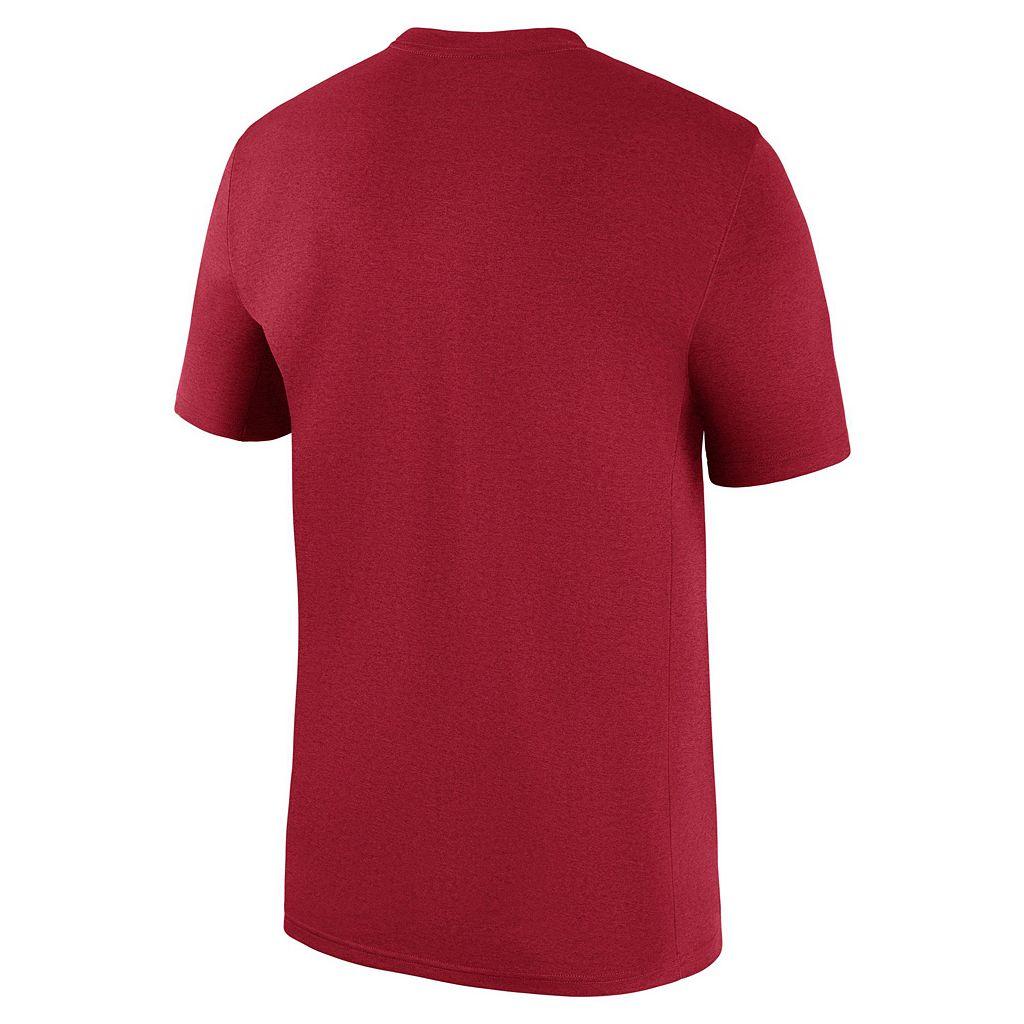 Men's Nike Cincinnati Reds Logo Legend Dri-FIT Lightweight Tee