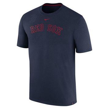 Men's Nike Boston Red Sox Logo Legend Dri-FIT Lightweight Tee