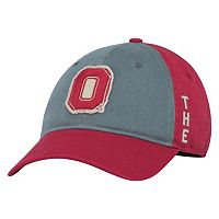 Adult Ohio State Buckeyes Tradition Slouch Flex Cap