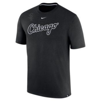 Men's Nike Chicago White Sox Logo Legend Dri-FIT Lightweight Tee