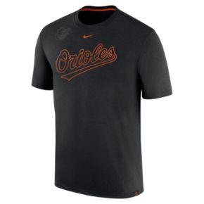 Men's Nike Baltimore Orioles Logo Legend Dri-FIT Lightweight Tee