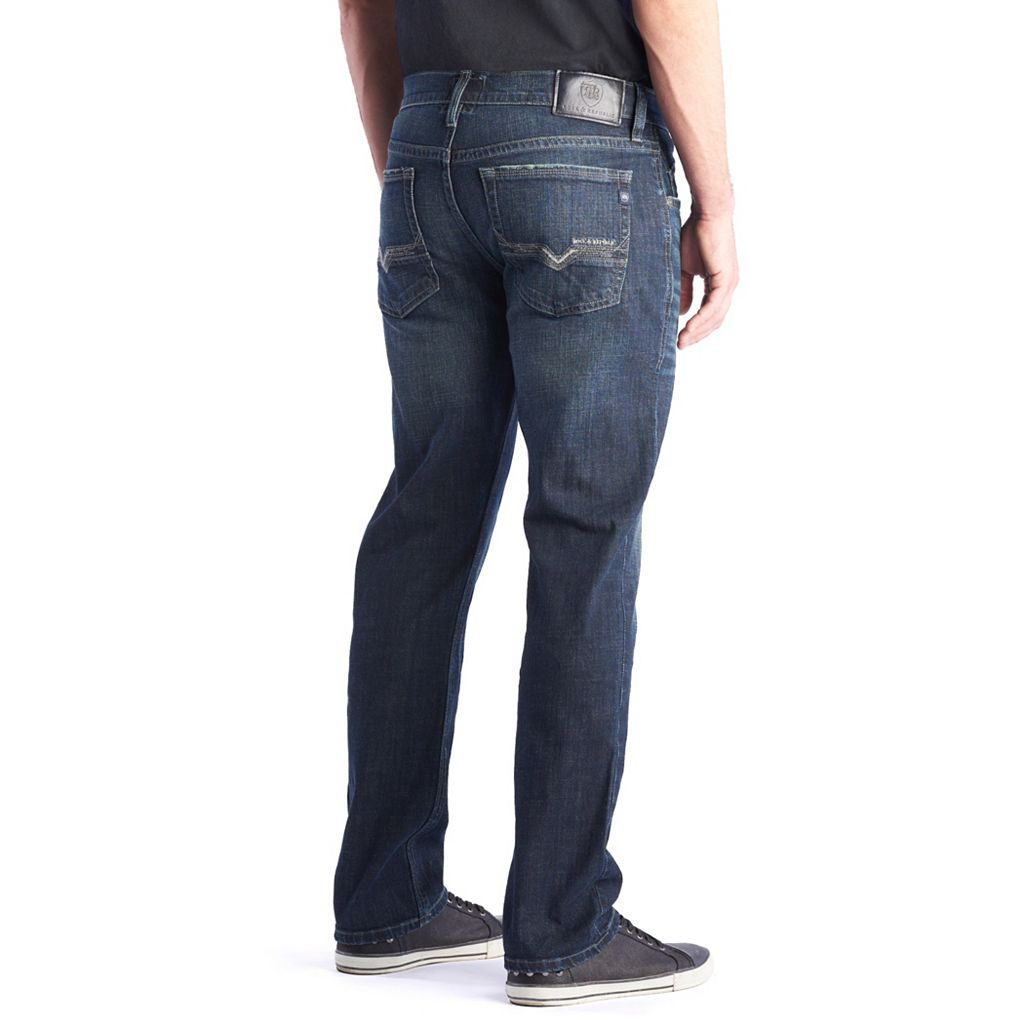 Men's Rock & Republic® Salute Stretch Slim Straight-Fit Jeans