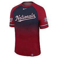 Men's Nike Washington Nationals Legend Sub Dri-FIT Tee