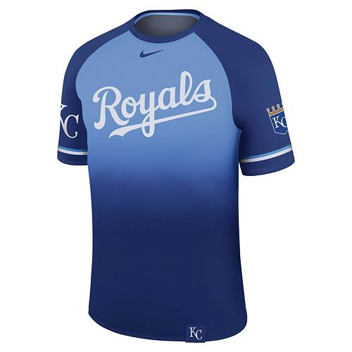 Men's Nike Kansas City Royals Legend Sub Dri-FIT Tee