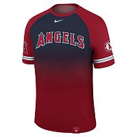 Men's Nike Los Angeles Angels of Anaheim Legend Sub Dri-FIT Tee