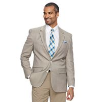 Men's Croft & Barrow® True Comfort Classic-Fit Hopsack Stretch Sport Coat