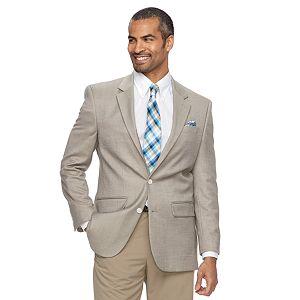 Men's Croft & Barrow® True Comfort Classic-Fit Hopsack Stretch Sport Coat