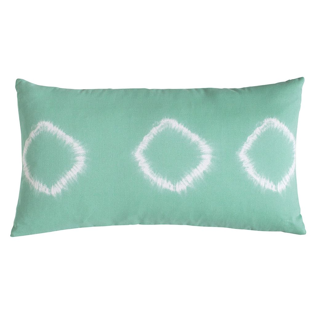 Amy Sia Artisan Tie Dye Throw Pillow
