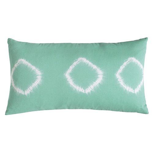 Amy Sia Artisan Tie Dye Throw Pillow