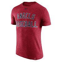 Men's Nike Los Angeles Angels of Anaheim DNA Dri-FIT Tee